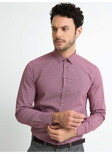 Cacharel Gömlek Kırmızı